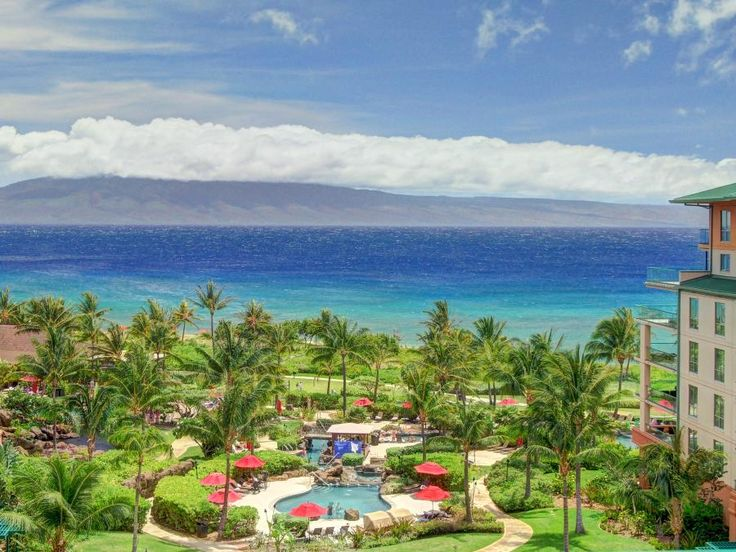 Honua Kai Resort, Vacation Rentals: Oceanview Maui Lodging
