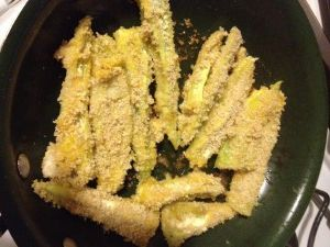 Fried Banana Peppers