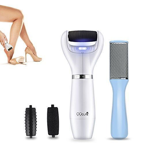 Electric Callus Remover Blade Foot Rollers Skin Calluse Rechargeable Electronic #Electricremover
