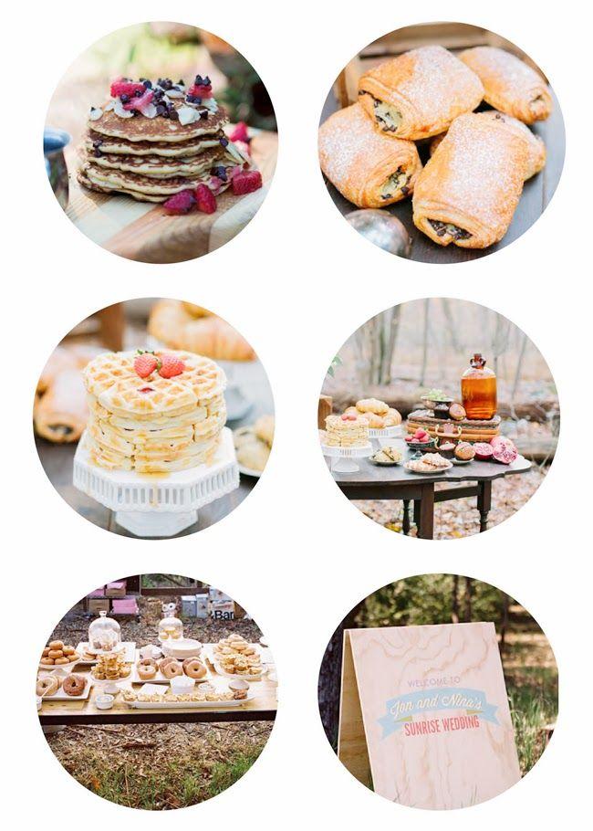 by MonsieurPlusMadame SE MARIER AU LEVER DU SOLEIL #buffet #mariage #wedding