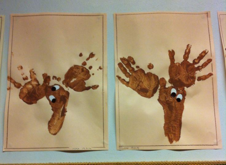 Moose / Hirvi Under 3 years old children