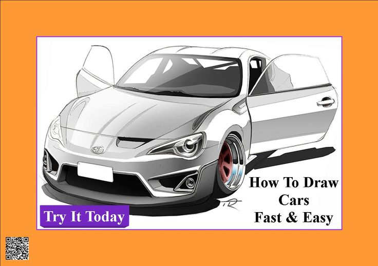How To Draw Cars Fast & Easy http://62ad9x-9skas8zb6s5nsdubydz.hop.clickbank.net/?tid=ATKNP1023