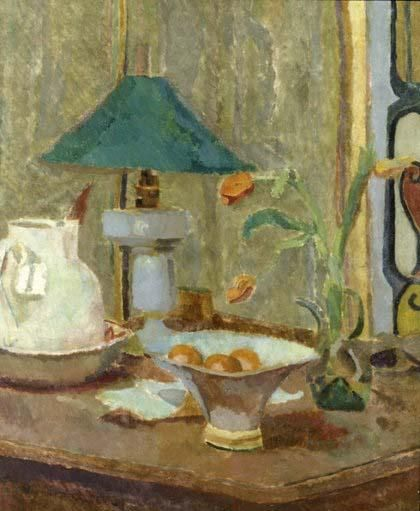 Still Life - Duncan Grant 1918 British 1885-1978 Bloomsbury Group