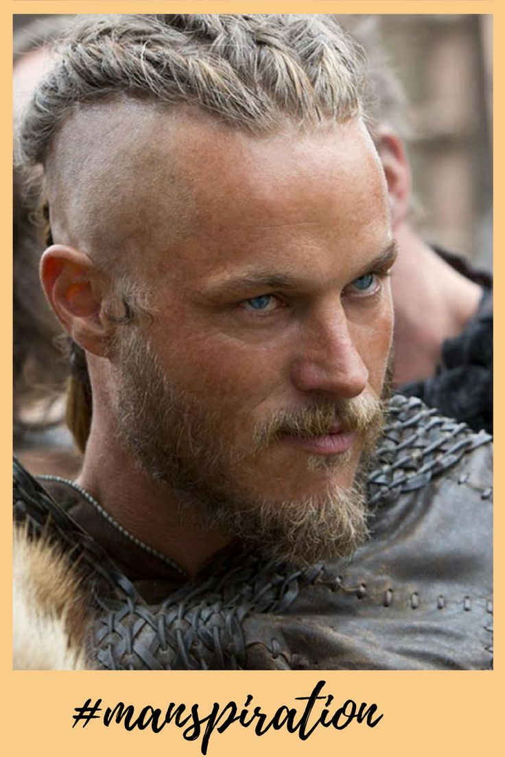 #Manpiration History Channel's 'Vikings,' Ragnar Lothbrok played by Travis Fimmel, Vikings: The Truth About Lagertha And Ragnar