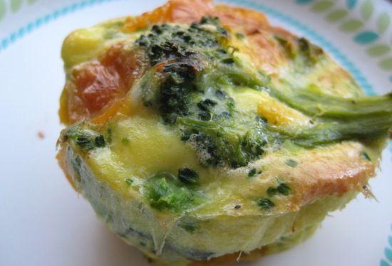 Flan di broccoli con cipolle - Microonde - La ricetta di Buonissimo