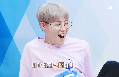 Animated gif about gif in sungwoon by tae on We Heart It
