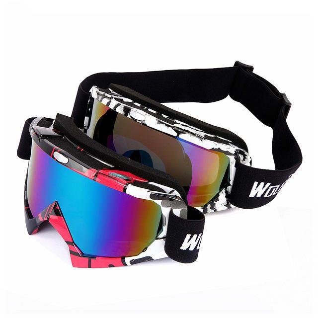 WOSAWE BYJ-017 UV400 Protection Ski Goggles Sports Snowboarding Skate Snow Sunglasses Eyewear Sale - Banggood.com  #sports #outdoor #ski #snowboard
