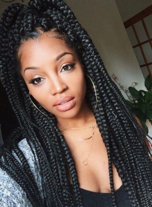 Peachy 1000 Ideas About Black Girl Braids On Pinterest Black Girl Hairstyles For Women Draintrainus
