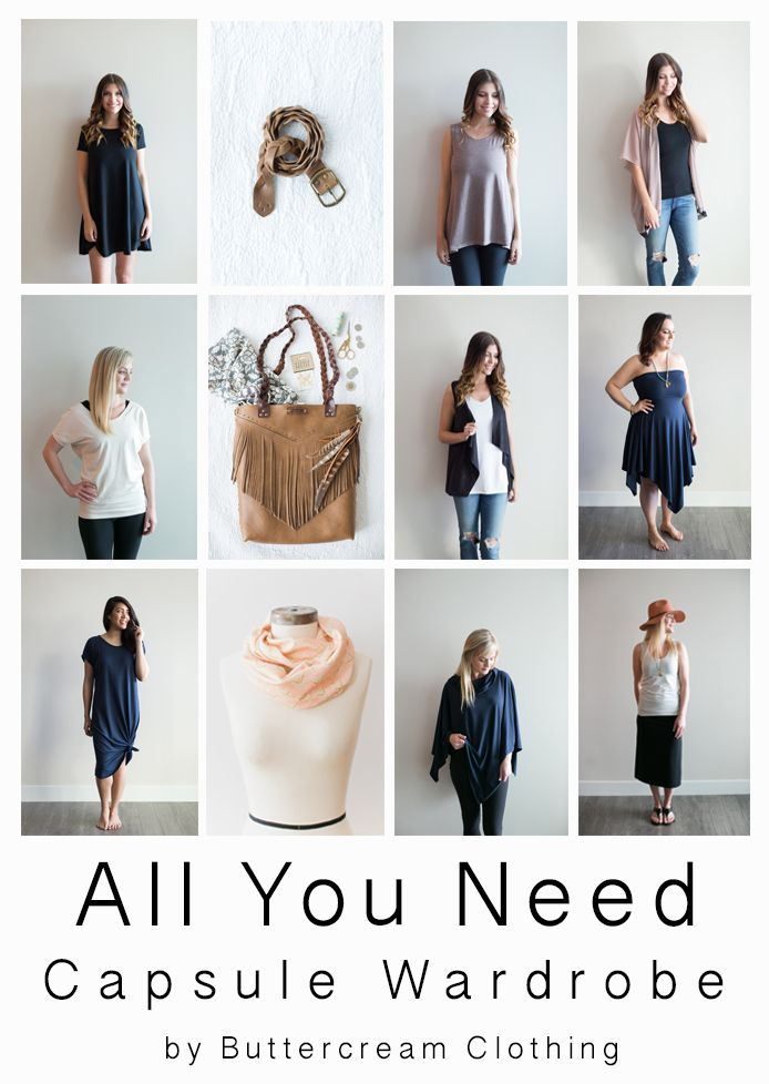 Comfortable and ethically made timeless pieces that you can wear anytime for any…