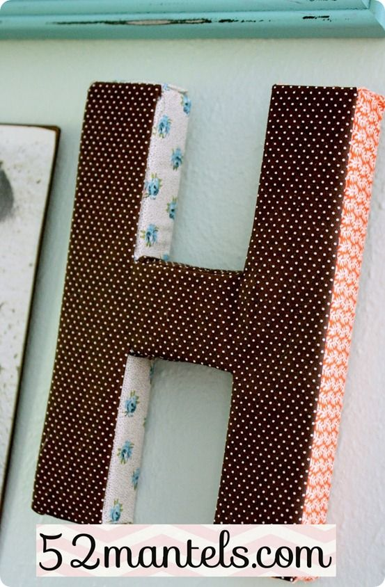 how to cover cardboard letters with fabric - fabric wrapped letter cardboard letters at joann fabrics