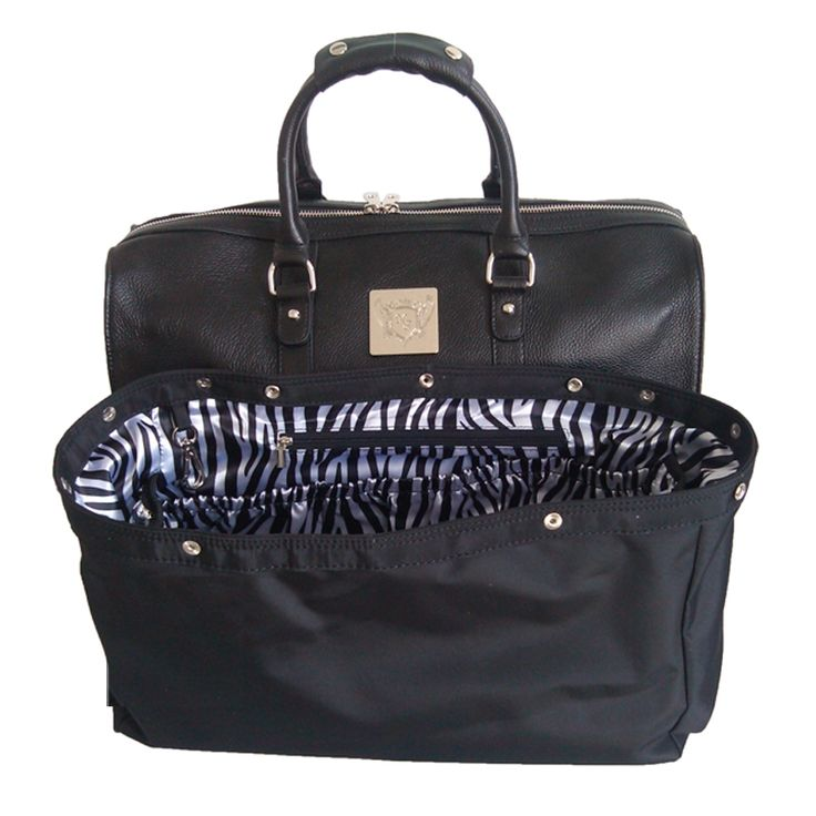 each bag has a removable inside so it can be used as a baby changing bag or your favourite handbag