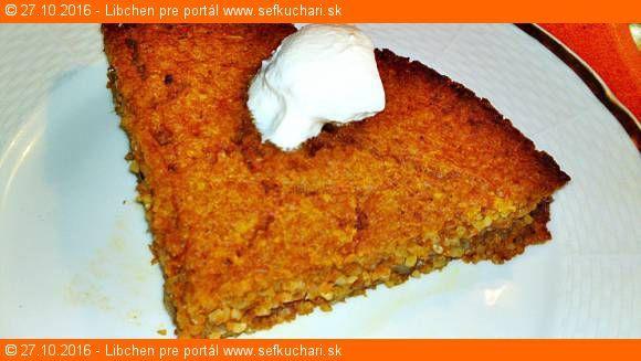 Vegetariánsky Kibbeh z tekvice