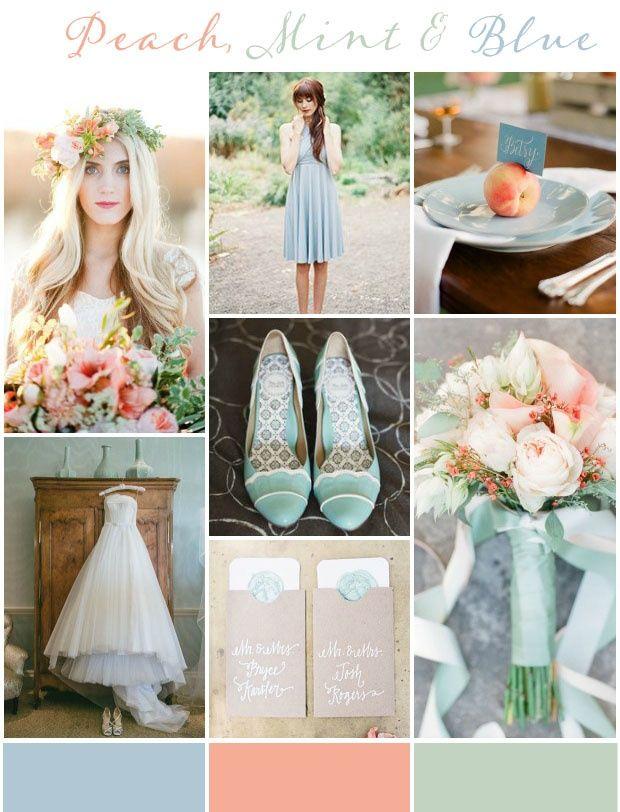 Sama doskonale wiesz, że ślub to nie tylko biel... Towarzyszyć Ci będzie również kolor przewodni,  który będzie odzwierciedleniem Twojego stylu i osobowości. Kolory mają nie małe znaczenie, ponieważ wpływają na nastrój, mogą uspokajać czy dodawać energii, a w dniu ślubu – być wyrazem gustu i elegancji. Przedstawiamy Wam pierwszych 10 z trzydziestu inspiracji na kolor Waszego ślubu!