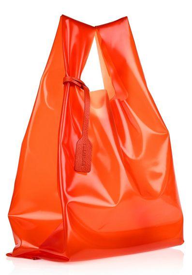 JIL SANDER ACETATE MARKET BAG #PinPantone