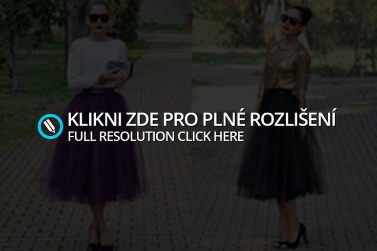 PARTY OUTFITY 2015 - to jsou třpytky, tylové sukně, ale i kalhoty! | Tomáš Jakubec