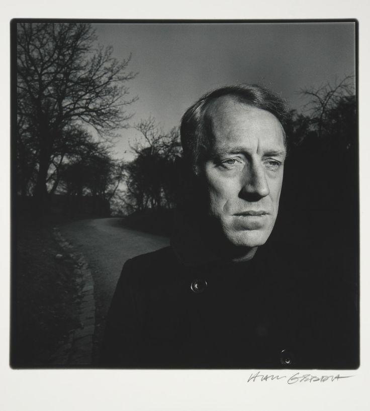 Hans Gedda, Max von Sydow, ca 1973.