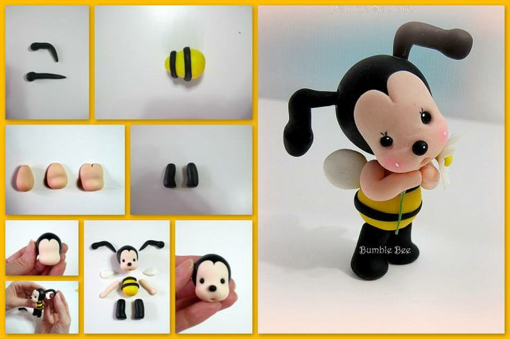 http://cakejournal.com/tutorials/bumble-bee-cake-topper/