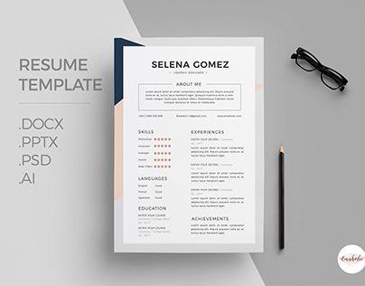 professional portfolio cover page template