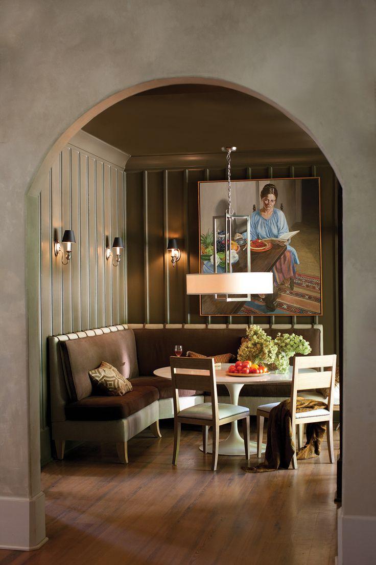 Hinkley Lighting 3206AN Hampton Antique Nickel Pendant Dining Room