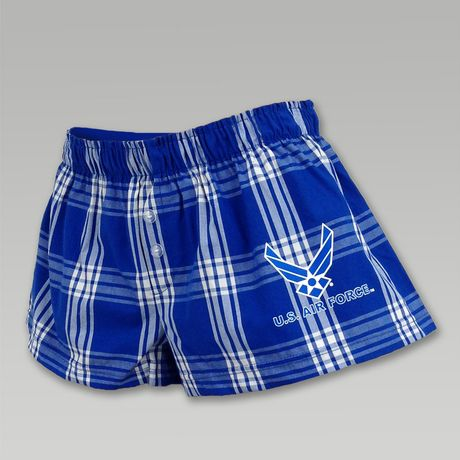 Women's Air Force Cotton Bitty Boxer