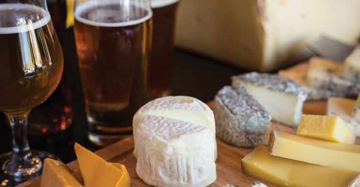 Craft Beer and Cheese: The Perfect Pair