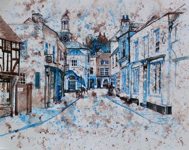 Godalming Town and Pepper Pot - Hannah Bruce