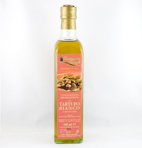 Truffle oil 500ml www.manducanda.com