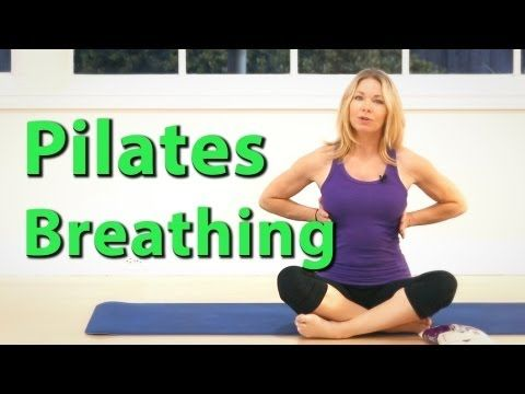 Pilates Breathing