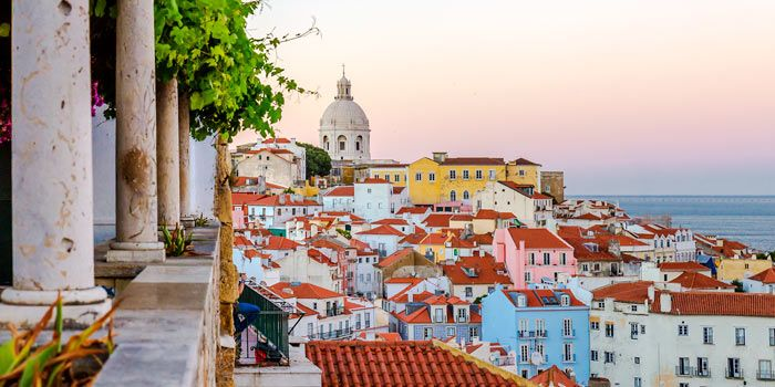 Lisbon is a European capital filled with new-wave Portuguese cuisine and bustling street markets. Grab yourself a bargain flight and take a foodie holiday.