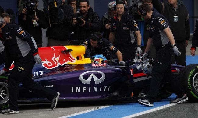 Red Bull Dan Renault Bantah Kabar Mereka Akan Berpisah - Vivaoto.com - Majalah Otomotif Online