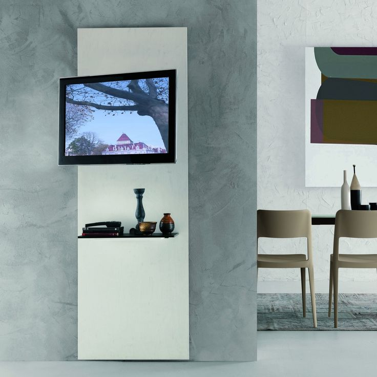 Show TV-Möbel mit Wandhalterung - ARREDACLICK                              …