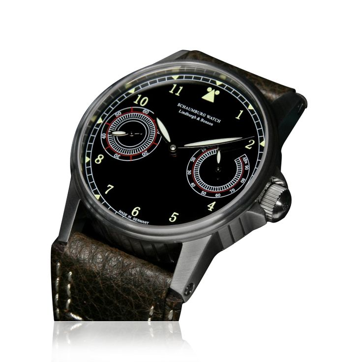 Schaumburg Watch - Up & down Flieger - In the age of mass production we take pride in the manufacture of watch...