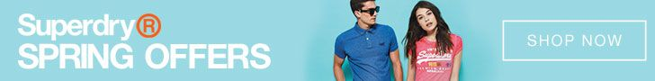 New Offers and Deals: 2 FOR $65 Mens Polo Shirts at Superdry  SHOP NOW  2 for $65 on Mens Polo Shirts  http://ift.tt/2o7w4oU