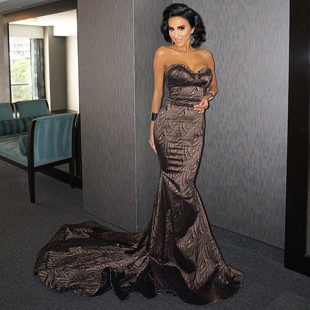 54 best Lilly Ghalichi ️ images on Pinterest | Formal wear ...
