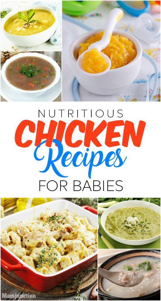 Huhn für Babys: Nährwert, Nutzen für die Gesundheit & Rezepte   – Kids & Baby Food