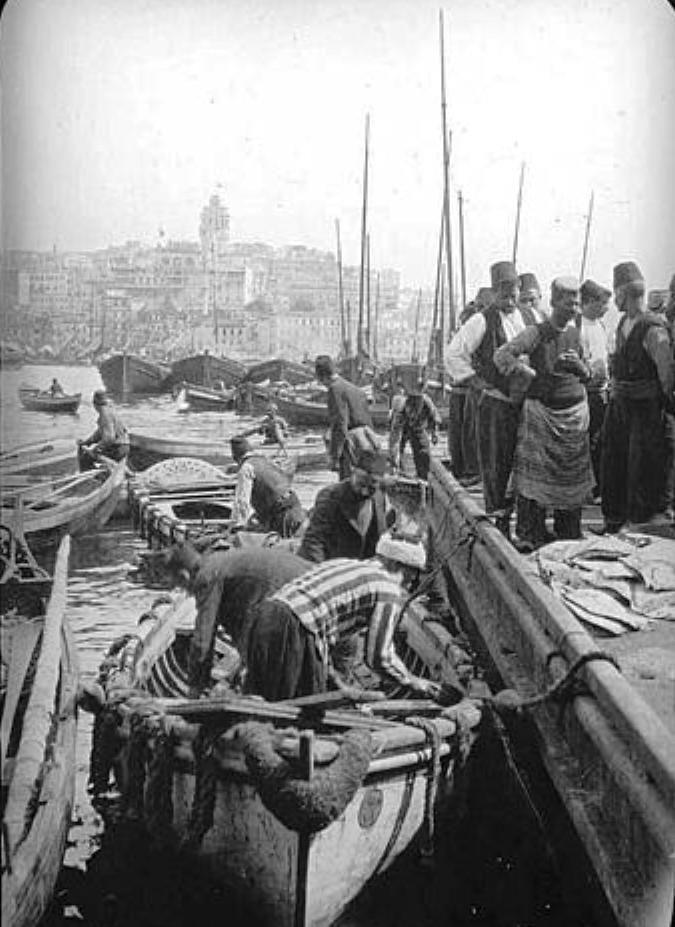 kayıkçılar, boatmen