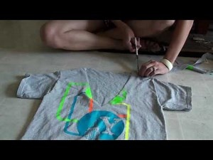 Yahoo! Video Detail for How to Cut a T-Shirt: Episode 2