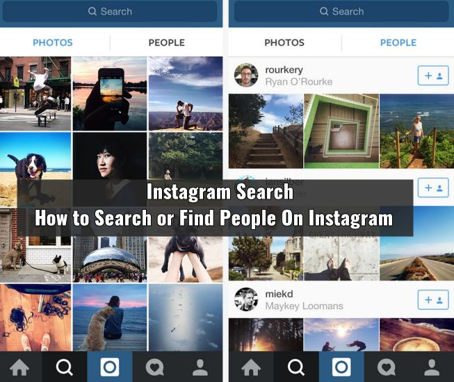 Instagram Search Usernames: How to Search or Find People On Instagram