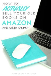 How to actually sell your books on amazon and make some money!...I just recently did some spring cleaning and decided to unload a bunch of old books. Whenever I am getting rid of books I take a couple steps... See how much the book is selling for I look the book up on Amazon.com using the ISBN number to see how much used copies are going for...