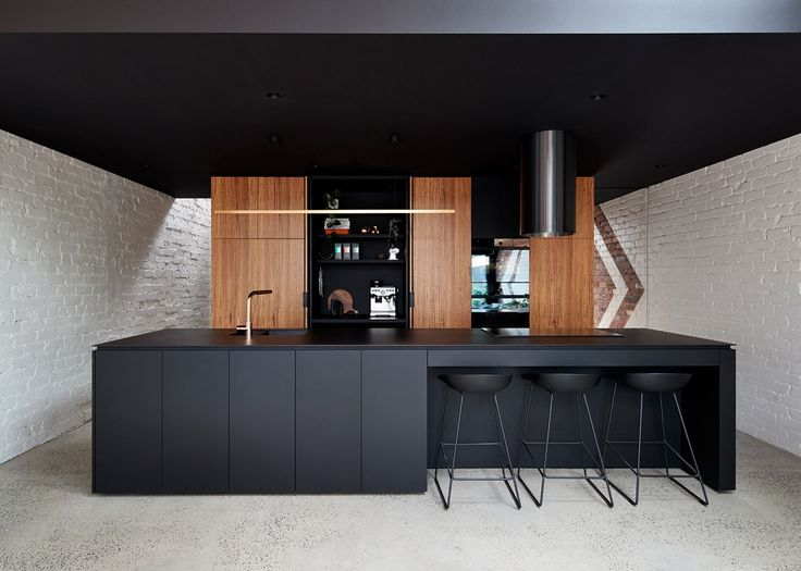 Melbourne-based A for Architecture was tasked with transforming a weatherboard workers cottage into a two-story residence for a young family.