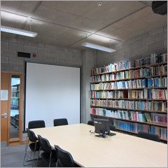 Book a Room at Waterford Institute of Technology Library