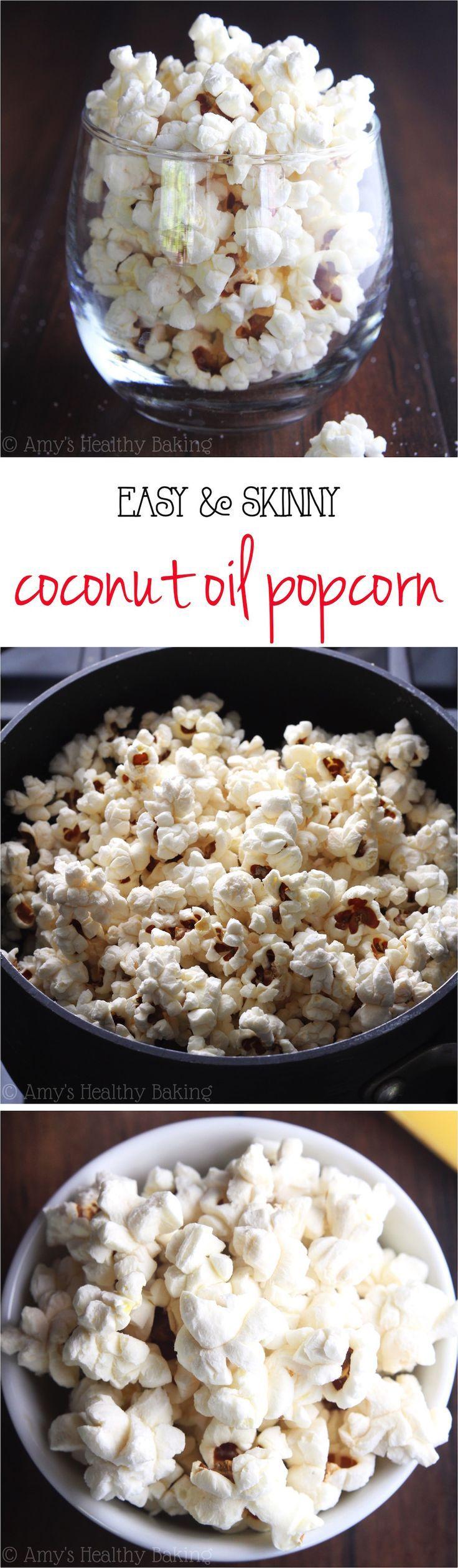 Popcorn geht auch gesund: Zur Movie-Night machen wir uns unser eigenes Popcorn mal mit anderen Geschmäckern.   Vielen Dank für diese leckere Idee  Dein blog.balloonas.com    #Teens #teenager #movie #movienight #kino #geburtstag #fun #popcorn