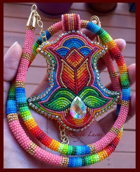 Id Card Beads: 1000+ Ideas About Beaded Lanyards On Pinterest