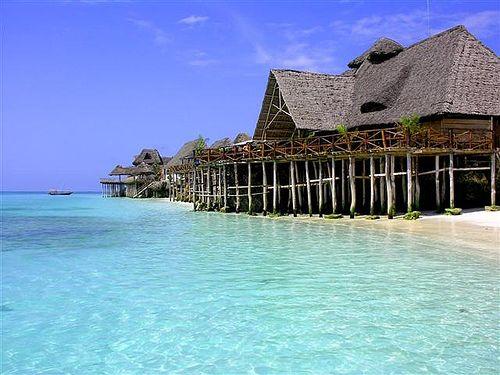 Nungwi Beach, Zanzibar #tanzania #zanzibar #beautiful