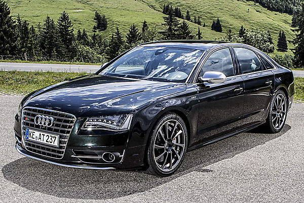 2018-2019 Audi S8 ABT Sportsline – tuning 2018-2019 Audi S8 from ABT
