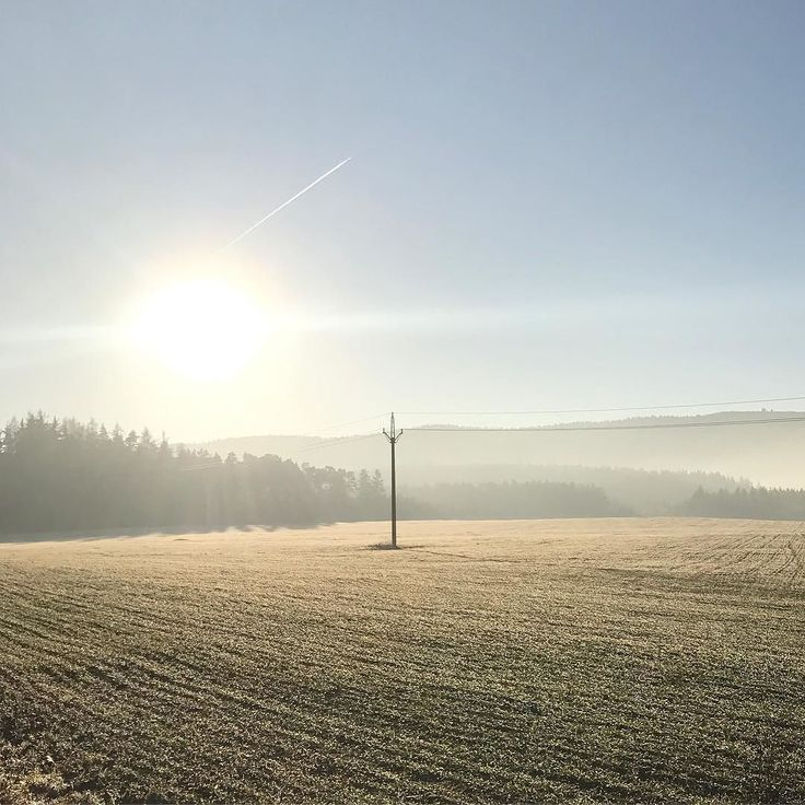 Nádherný den #iphonefoto #nofilter #sunnyday #winter #fly #panorama #iphone7plus