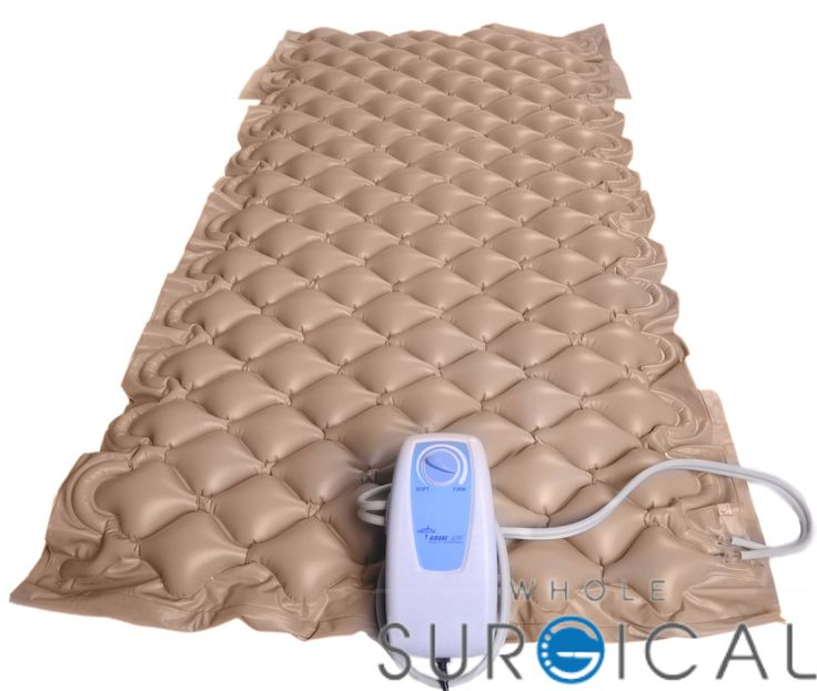 Medline - MSCAIRONEADJ - AirOne Alternating Pressure Pump and Pad