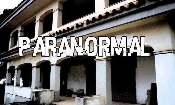 ICYMI: OCURREN SUCESOS PARANORMALES EN ESTA MANSION ABANDONADA
