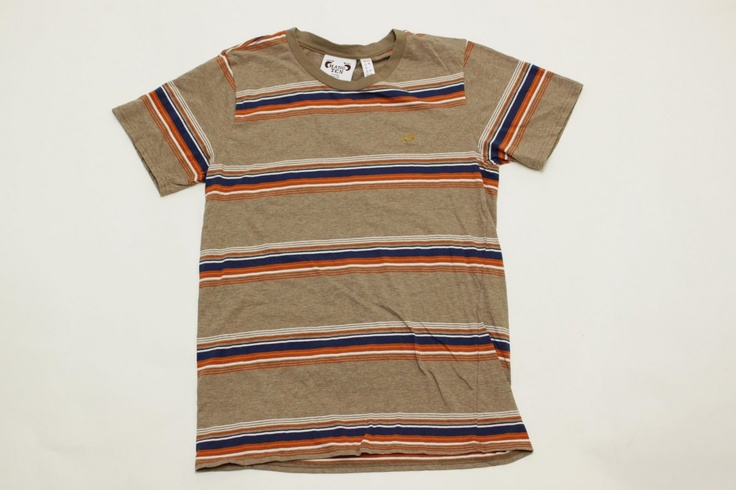 ゲッターロボ cr 252 e hang ten vintage jacquard stripe s