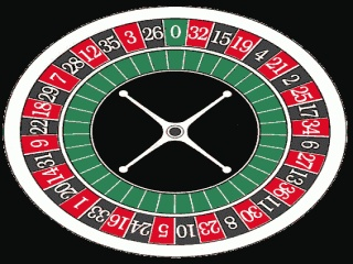 String betting roulette